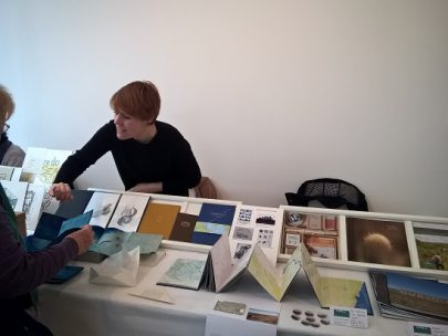 VARC at Artists' Book Fairs... 1